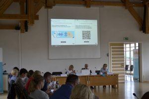 Referent und Moderator ist Mathias Tuffentsammer, ehemaliger PQB im Landkreis Haßberge. Foto: privat.